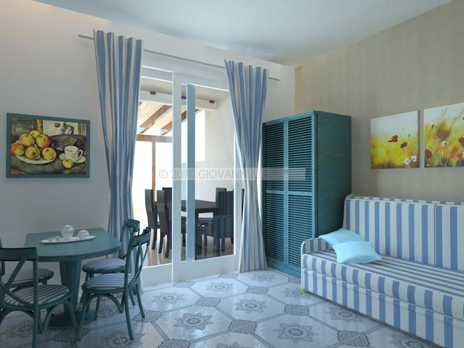 Arredamento Casa Vacanze Design. Trendy Best Casa Con Terrazza Idee ...