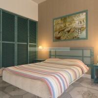 arredo casa vacanza - camera letto - Puglia Basilicata - bari matera